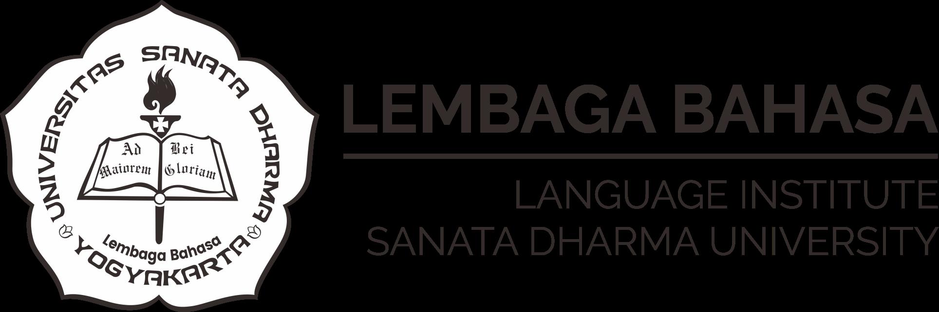 LEMBAGA BAHASA UNIVERSITAS SANATA DHARMA