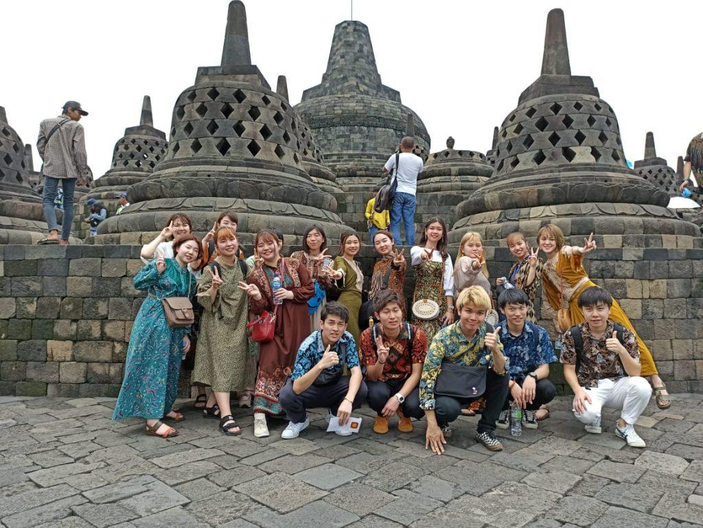 KSU in Borobudur 2