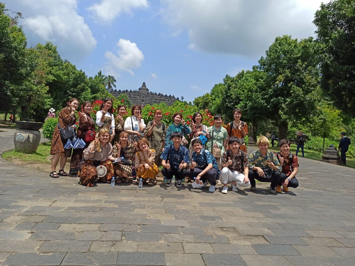 KSU visits Borobudur