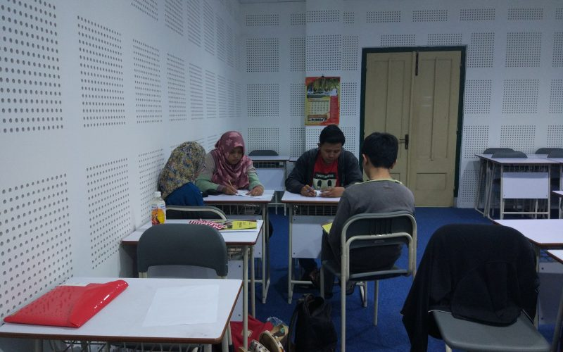 IELTS Preparation Course Simulation