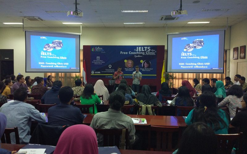 IELTS Coaching Clinic